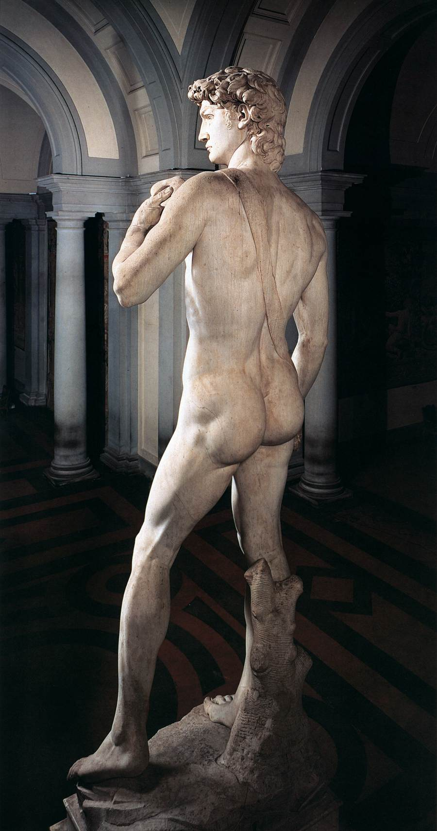 Opinion obvious. michelangelo s david agree with