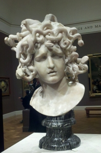 Bernini Medusa