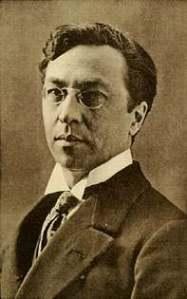 Photo of Wassily Kandinsky.