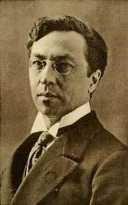 Photo of Wassily Kandinsky.