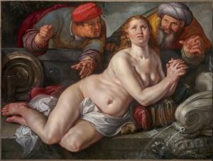 Goltzius Susannah